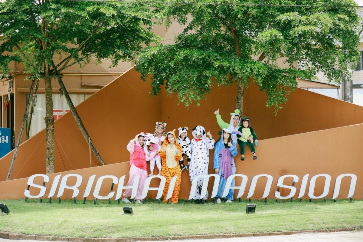 โรงแรมสิริชัยแมนชั่น แอนด์กาแลรีสอร์ท ที่พักราคาน่ารัก ในบรรยากาศครอบครัว